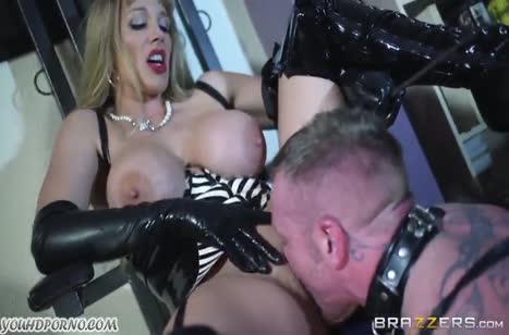 Скриншот БДСМ порно видео №186 с гламурными девками #2